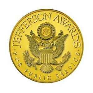 Jefferson Award - Logo