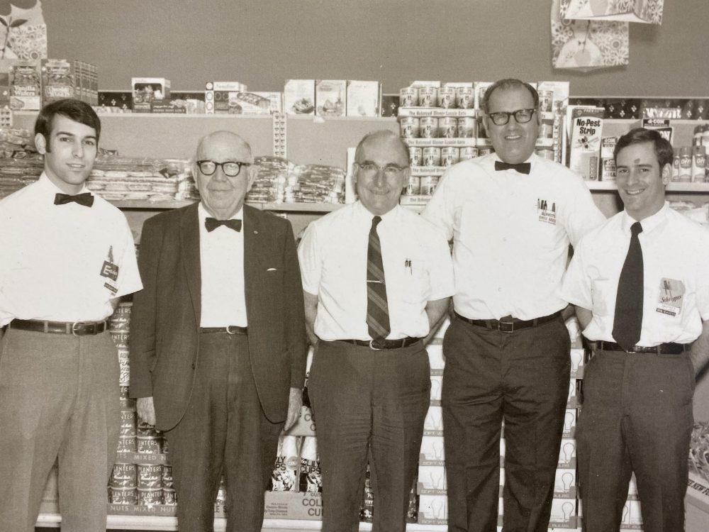 Sautter's historical photo